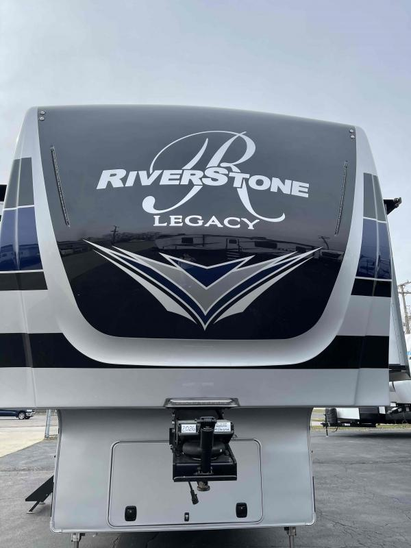 2021 Forest River, Inc. Riverstone 42FSKG Fifth Wheel Campers RV