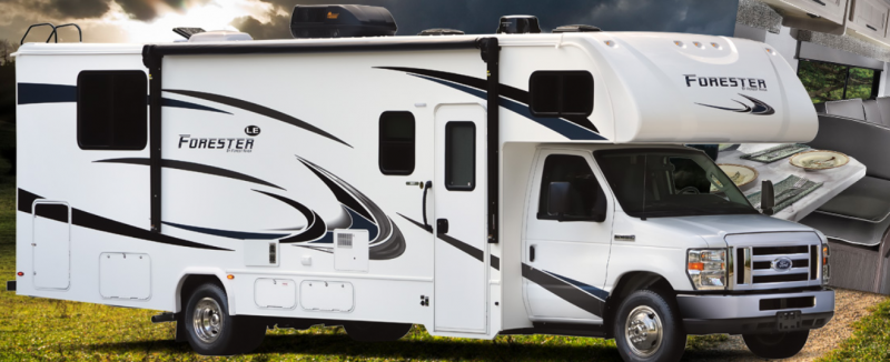 2022 Forest River Forester LE 2551DSLE Class C RV