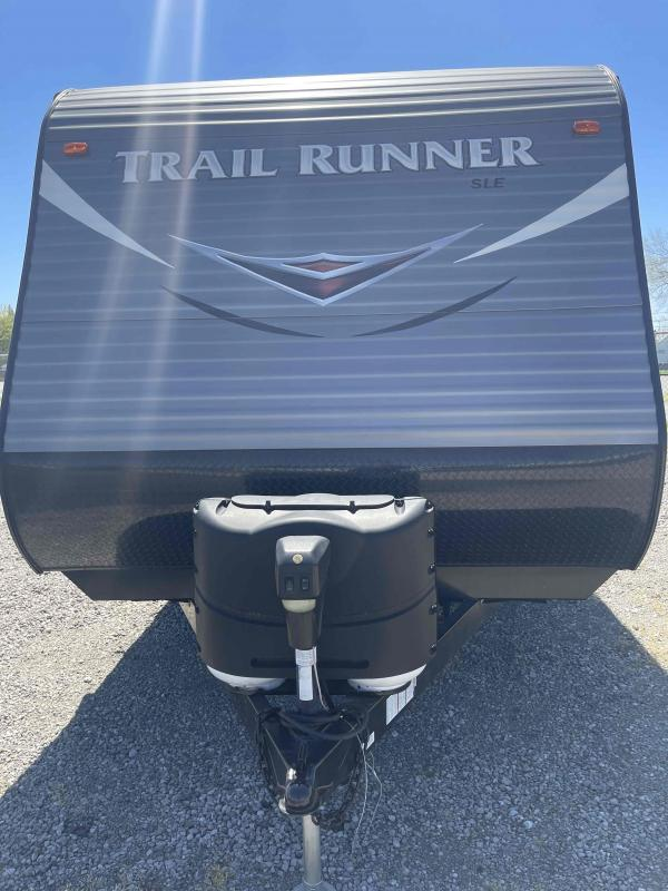 2019 Heartland Recreational Vehicles Trail Runner SLE 22BH Travel Trailer RV