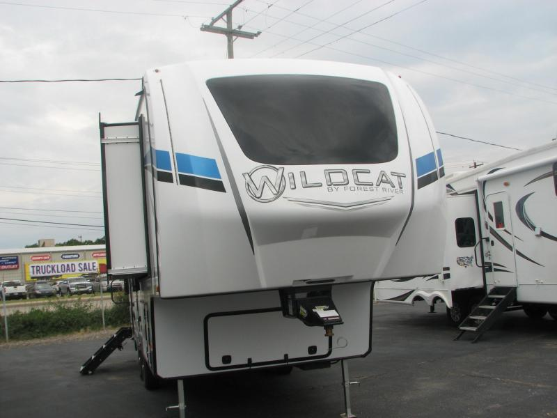 2022 Forest River Wildcat 260RD Fifth Wheel Campers RV