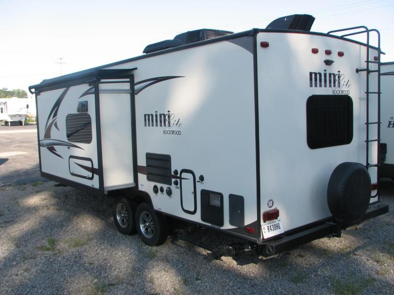 2017 Forest River Inc. Rockwood Mini Lite Rockwood Mini Lite 2503 Travel Trailer RV