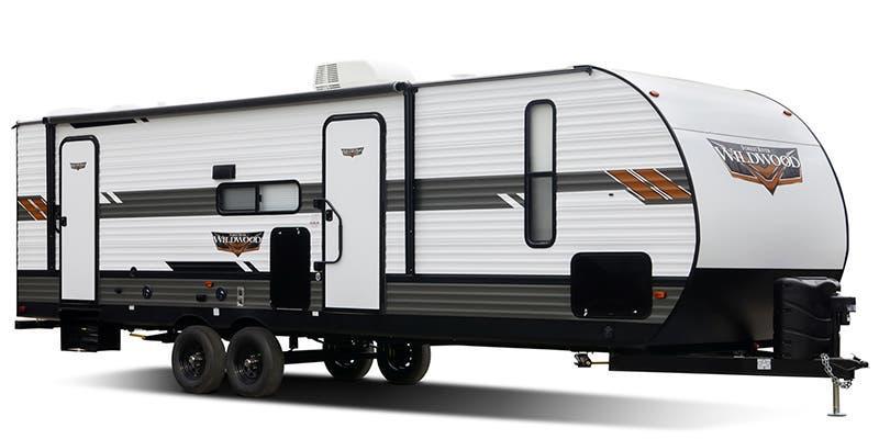 2021 Forest River Wildwood 27RKS Travel Trailer RV