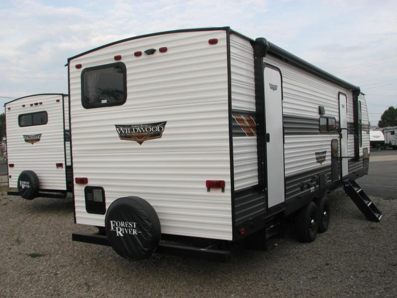 2022 Forest River Wildwood 260DBUD Travel Trailer RV