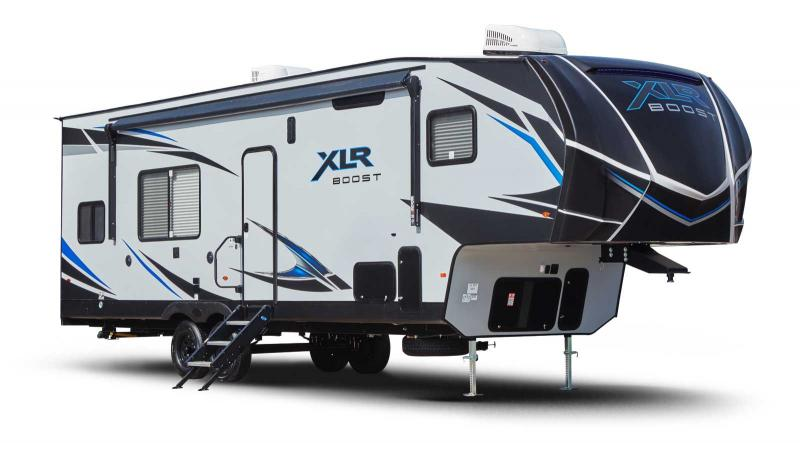 2021 Forest River XLR Boost 32RZR14 Fifth Wheel Campers RV
