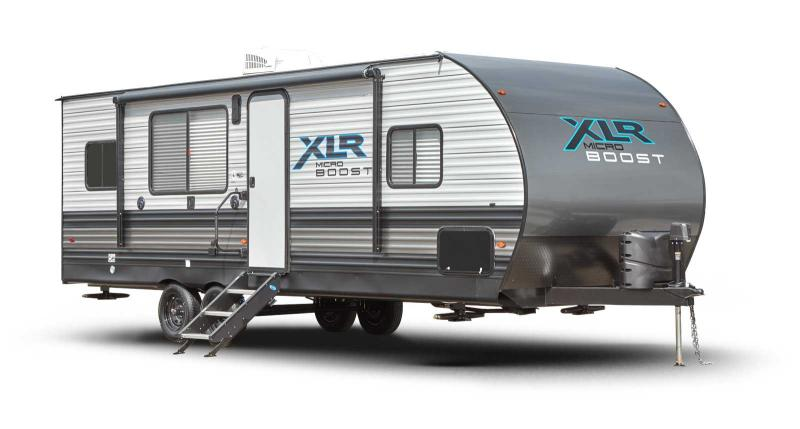 2022 Forest River XLR Micro Boost 25LRLE Toy Hauler RV