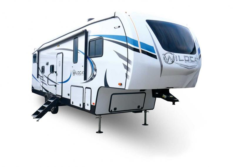 2021 Forest River Wildcat 368MB Fifth Wheel Campers RV