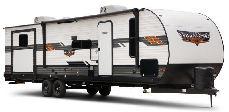 2022 Forest River Wildwood 31KQBTS Travel Trailer RV