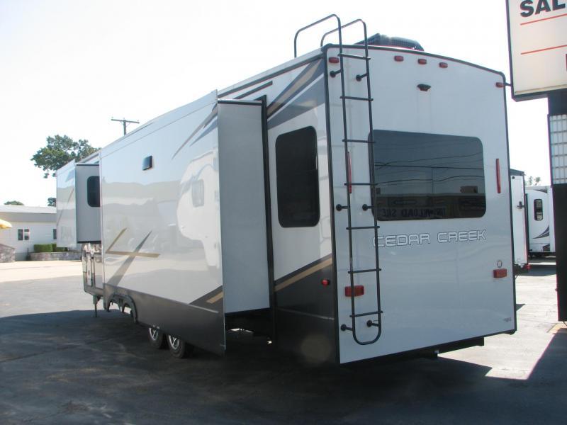 2021 Forest River Cedar Creek 388DB Fifth Wheel Campers RV