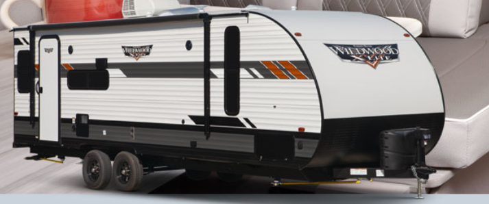 2022 Forest River Wildwood X-Lite 24RLXL Travel Trailer RV