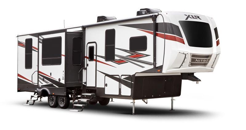 2021 Forest River XLR Nitro 35DK5 Toy Hauler RV
