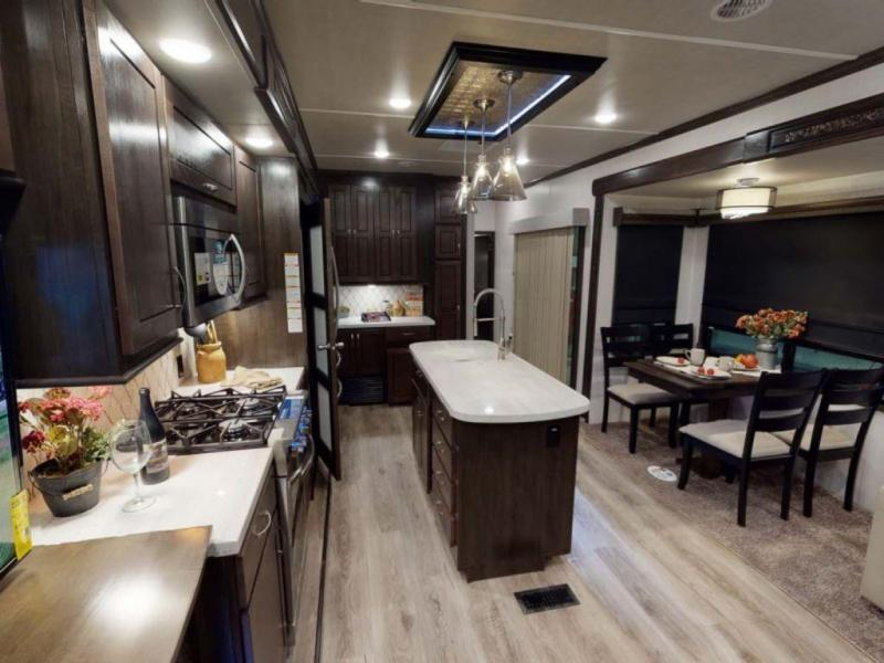 2022 Forest River Cedar Creek Cottage 40CRS Destination Trailer RV
