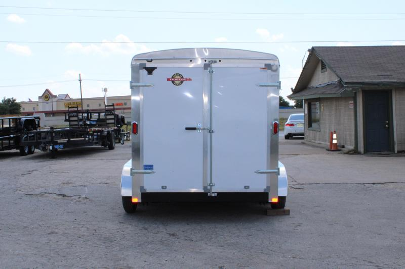 2018 Carry-On 7X12CG Enclosed Cargo Trailer