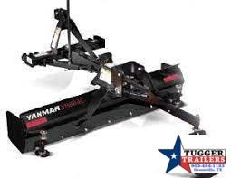 2021 Yanmar Rear Blade Attachment