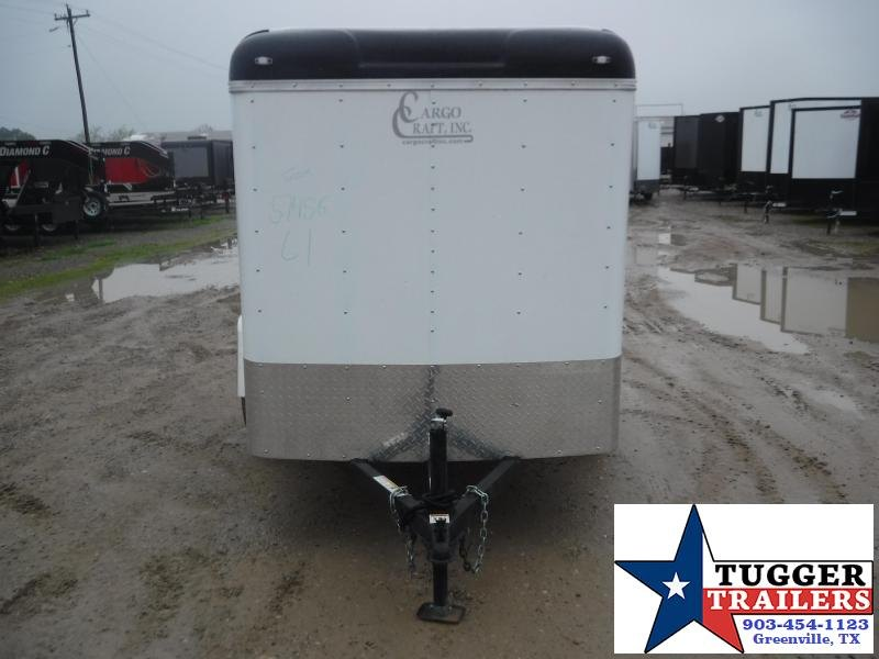 2020 Cargo Craft 5x8 8ft Explorer Utility Band Sport Enclosed Cargo Trailer