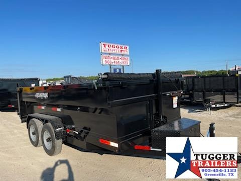 2021 Texas Pride Trailers Dump Dump Trailer