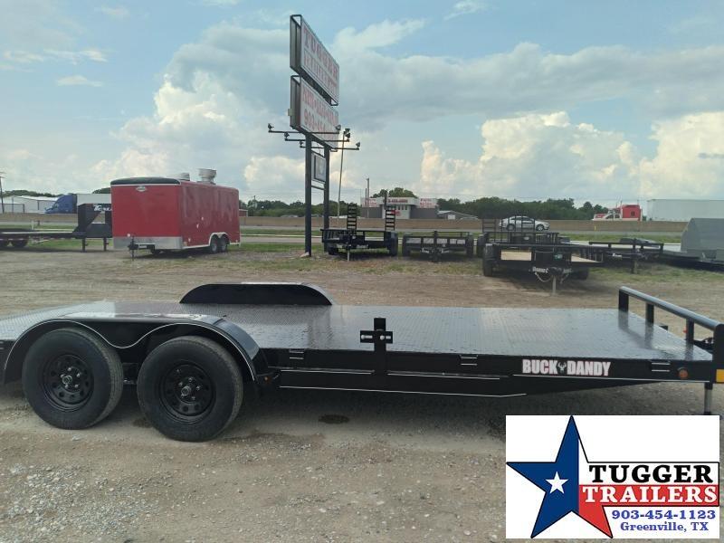 2020 Buck Dandy 83x20 20ft Utility Flatbed Work Hauler Classic Car / Racing Trailer