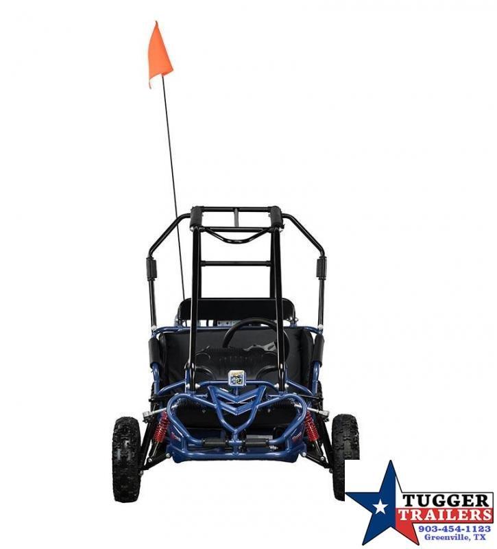2021 Hammerhead Off Road TORPEDO 208 Go Cart
