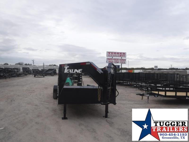 2021 TexLine 83x24 Bobcat Equipment Trailer