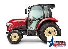 2021 Yanmar YT359 Tractor