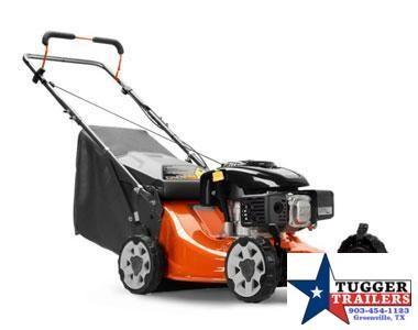 2020 Husqvarna 21 Inch PremierCut Push Mower Lawn Equipment