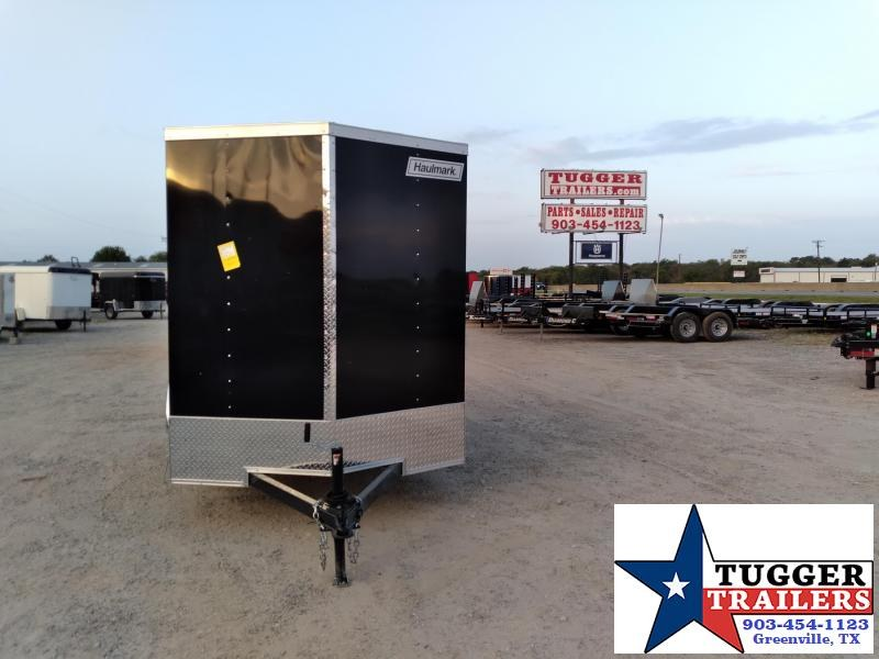 2021 Haulmark 6x10 10ft Passport Utility Work Tool Move Travel Enclosed Cargo Trailer