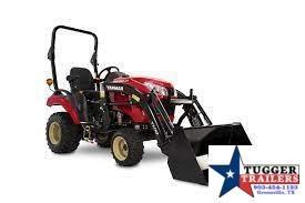 2021 Yanmar SA221 Tractor