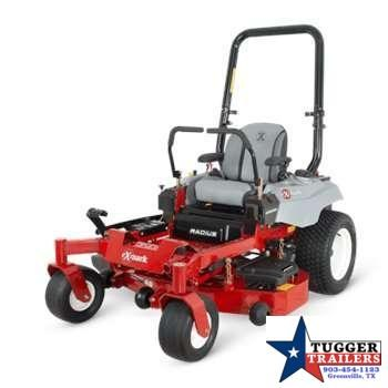 2021 Exmark Radius E-Series Landscape Lawn Mower Zero Turn Lawn Equipment