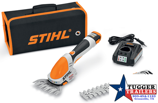2019 Stihl Garden Shears Battery Powered Trimming Lawn