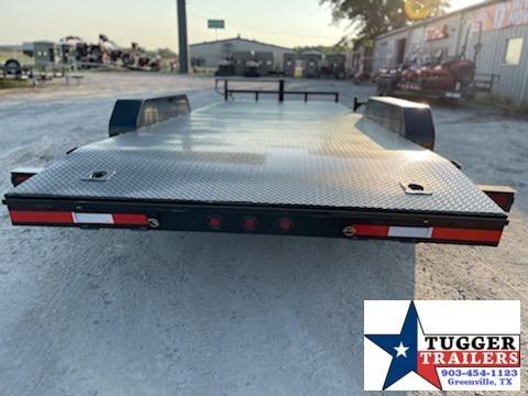 2021 Buck Dandy Flatbed Car / Racing Trailer