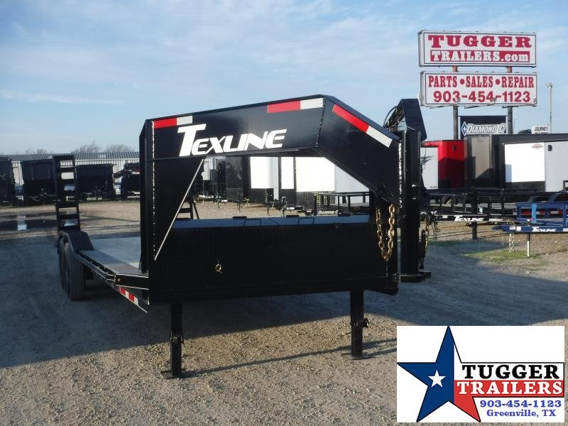 2020 TexLine 83'X24' Equipment Trailer