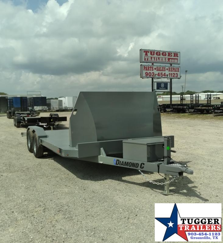 2020 Diamond C Trailers 83x18 18ft Auto Classic Open Utility Flatbed Show Car / Racing Trailer