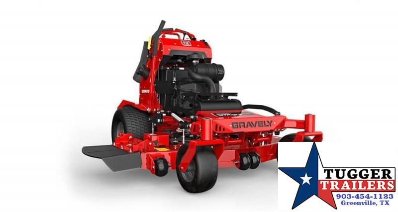 2020 Gravely Pro-Stance 52 Zero Turn Stand Ride Landscape Mow Lawn Equipment