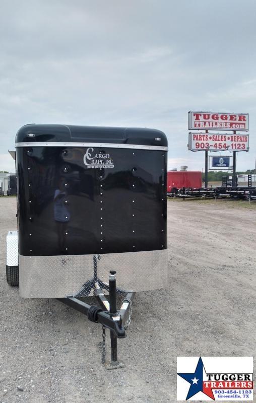2020 Cargo Craft 5x10 10ft Explorer Camp Move Band Sport Utility Enclosed Cargo Trailer