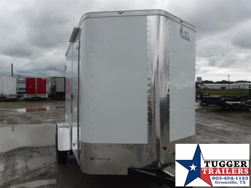 2021 Cargo Craft 6x8 Enclosed Cargo Trailer