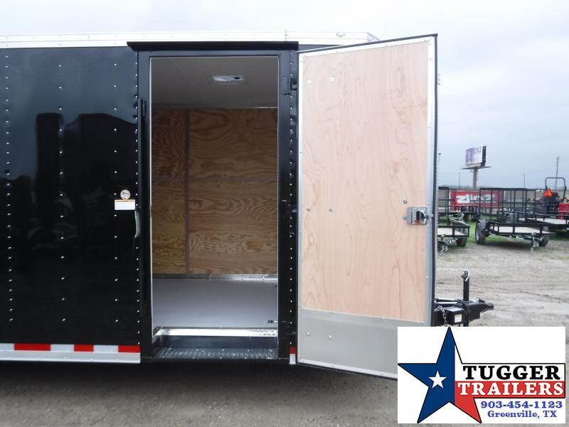 2020 Cargo Craft 8.5x31 31ft Cargo Enclosed Toy Work Office Enclosed Cargo Trailer