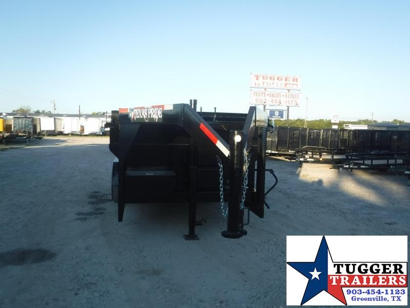 2021 Texas Pride Trailers 7x16x3 GN Dump Trailer
