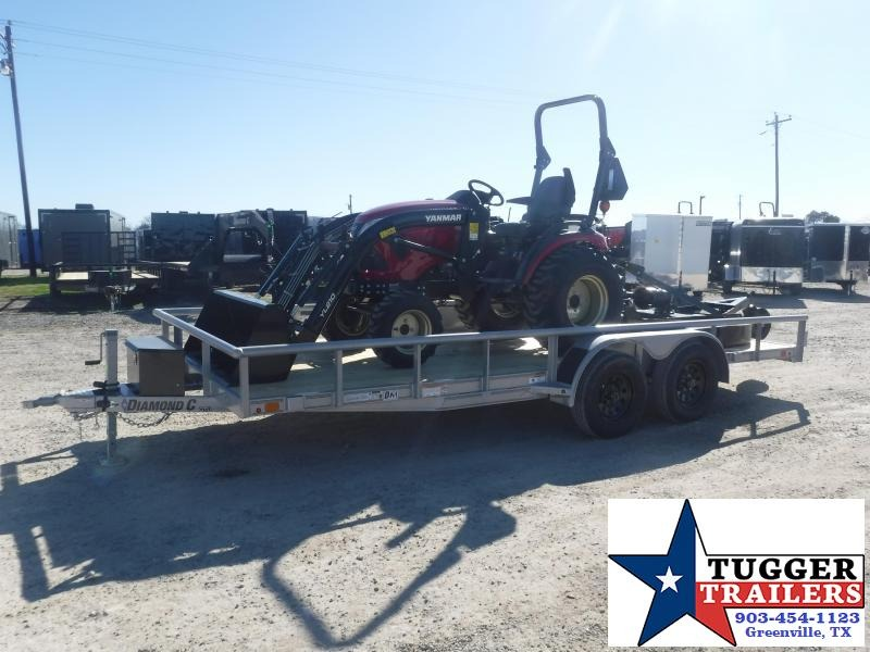 2021 Yanmar Bundle 424 Tractor with trailer and rotary cutter Tractor