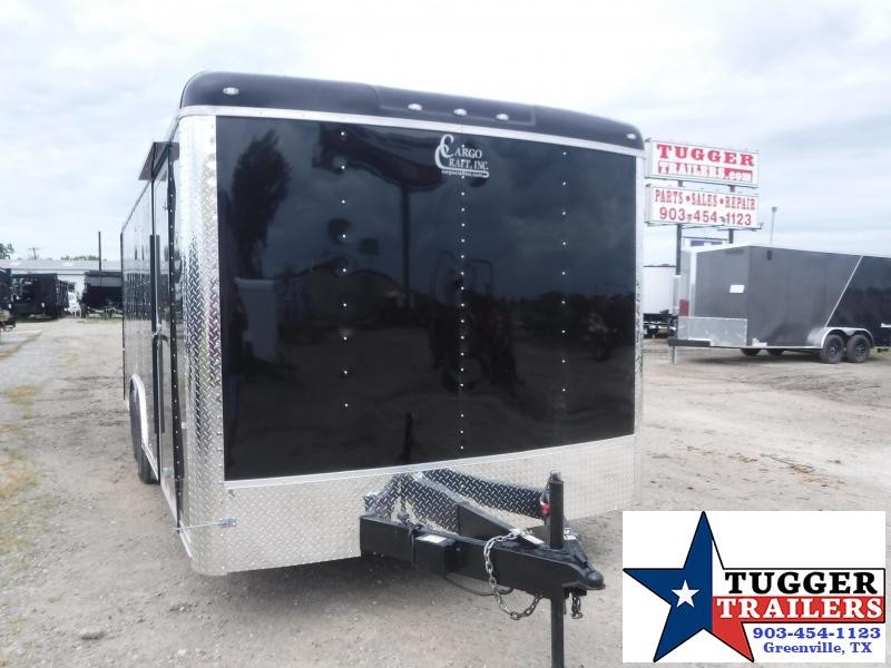 2020 Cargo Craft 8.5x20 20ft Cargo Box Utility Enclosed Auto Car / Racing Trailer