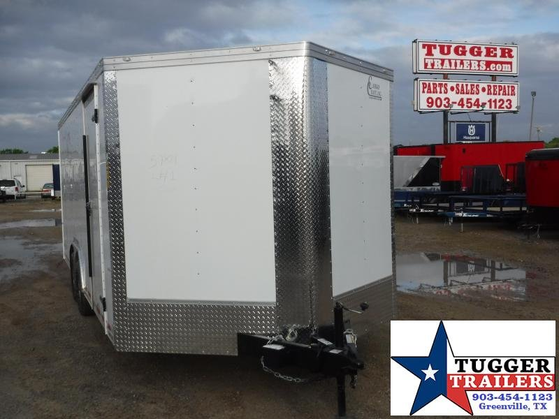 2020 Cargo Craft 8.5x23 23ft Auto Cargo Enclosed Classic Hauler Car / Racing Trailer