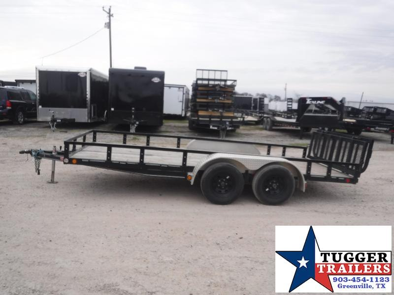 2019 PJ Trailers 83x16' Equipment Work Toy Side Equipment Move Travel Utility Trailer