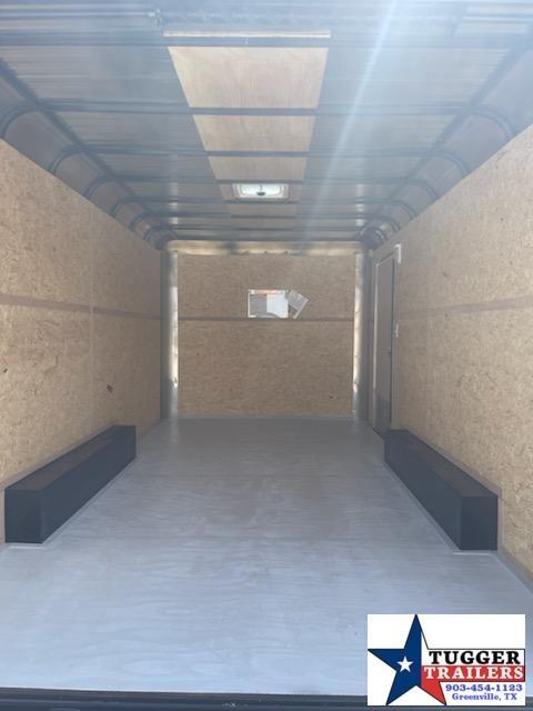 2021 Cargo Craft Expedition Enclosed Cargo Trailer