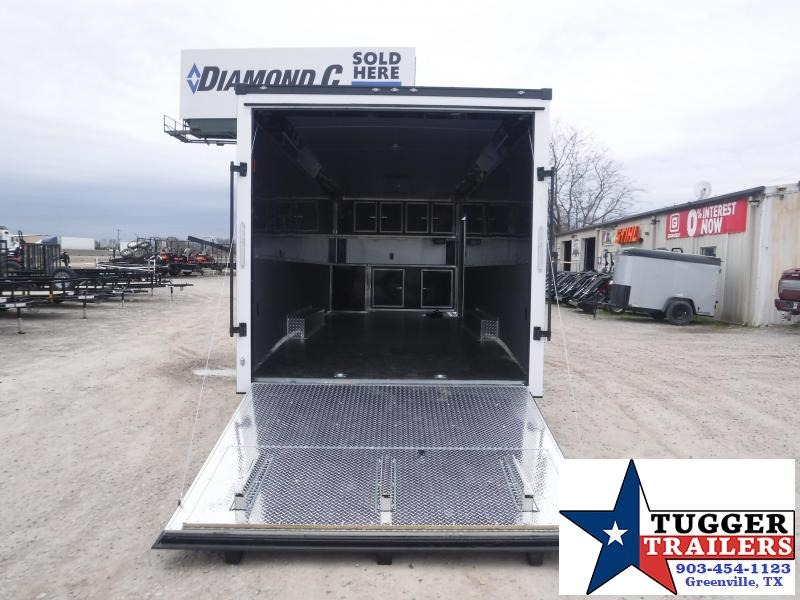 2021 Cargo Mate 8.5x28 28ft Enclosed Cargo Hauler Classic Show Car / Racing Trailer