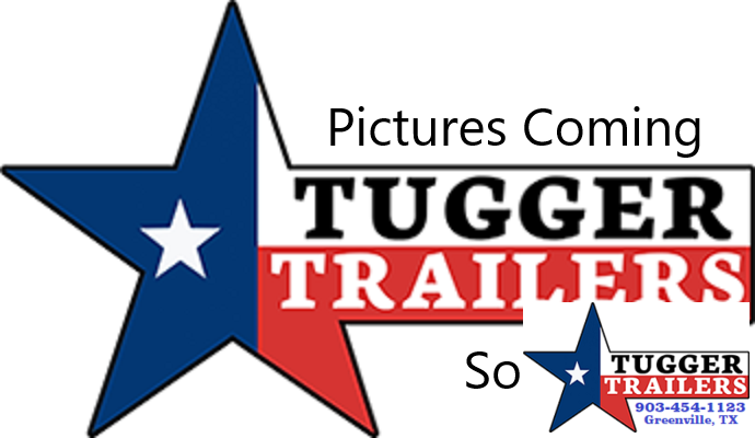 2021 Texas Pride Trailers 7x16 16ft Utility Work Construction Farm Rock Dump Trailer