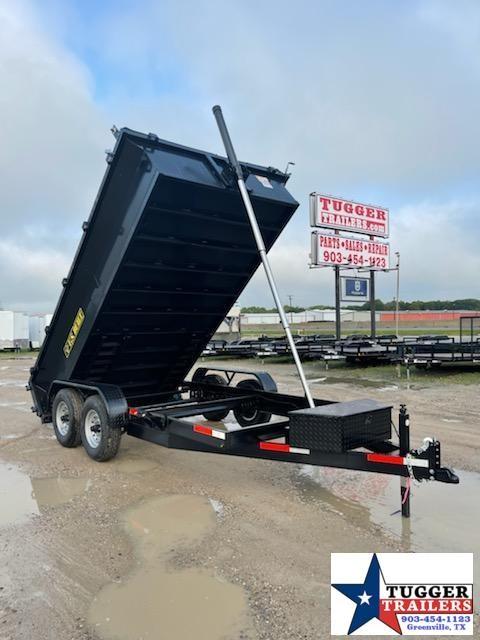 2021 Texas Pride Trailers US Built Dump Trailer