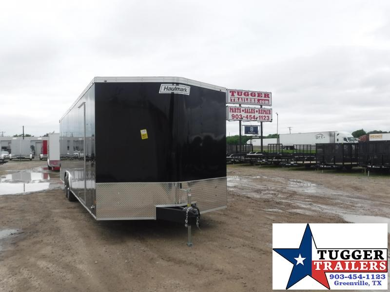 2021 Haulmark 8.5x28 28ft Transport Enclosed Cargo Classic Auto Car / Racing Trailer