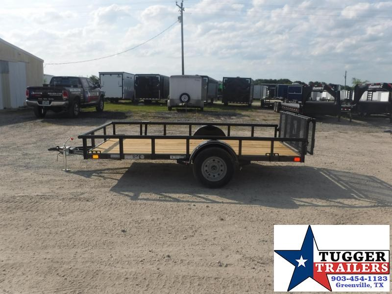 2020 Diamond C Trailers 77x12 12ft Flatbed Pipe Top Work Equipment Toy Utility Trailer