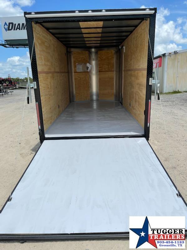 2021 Cargo Craft 7x14 Enclosed Cargo Trailer