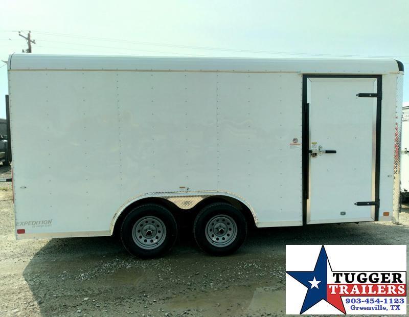 2021 Cargo Craft 8.5x16 16ft Enclosed Cargo Utility Classic Hauler Car / Racing Trailer