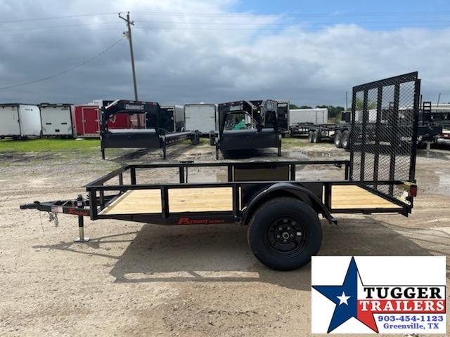2021 TexLine patriot Utility Trailer