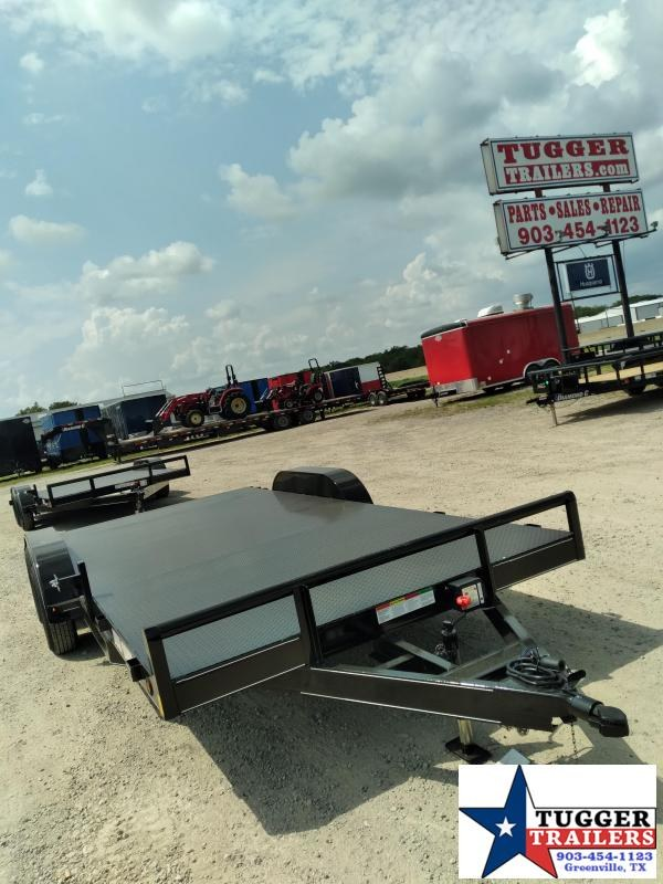 2020 Buck Dandy 83x18 18ft BCH Utility Flatbed Auto Classic Haul Car / Racing Trailer
